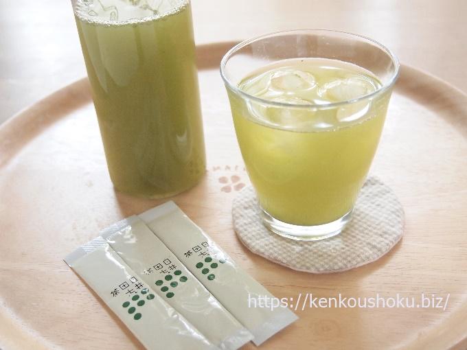 白井田七茶